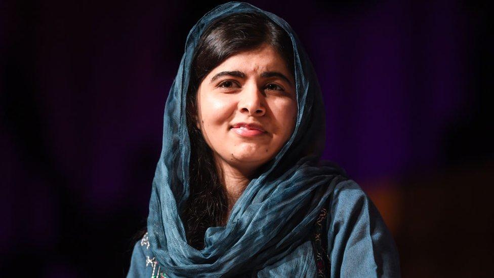 ملالہ