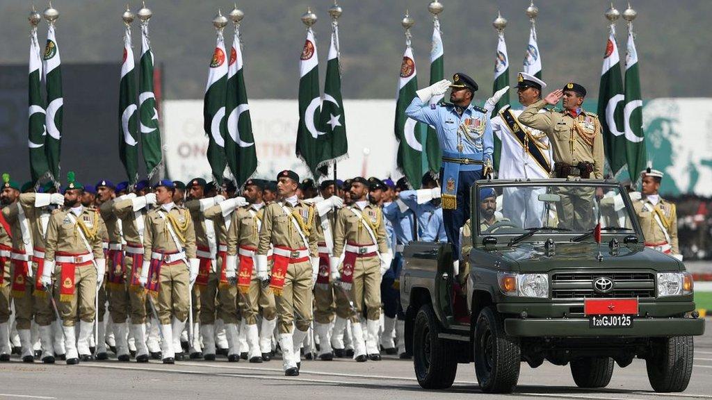 پاکستانی فوج