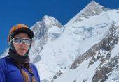 نائیلہ کیانی: بچے کی پیدائش کے چند ماہ بعد آٹھ ہزار میٹر کی چوٹی سر کرنے والی پہلی پاکستانی خاتون