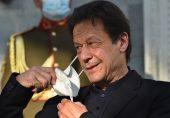 الیکشن کمیشن کی جانب سے عمران خان کو اظہار وجوہ کا نوٹس