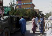 افغان فورسز اور طالبان کے درمیان صوبہ بادغیس اور بدخشاں میں لڑائی، جنگجوؤں کی پیش قدمی