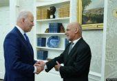 جو بائیڈن کی افغان صدر کو امریکہ کی امداد جاری رکھنے کی یقین دہانی