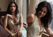 تیلگو سیریز 'پٹّا کدالو' شہرت پانے والی اداکارہ امالا پال نے سوشل میڈیا پر دھوم مچا دی