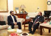 نواز شریف کی افغان حکام سے ملاقات میں ملک دشمنی کے امکانات