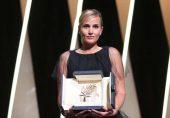 کان فلم فیسٹیول کا سب سے معتبر ایوارڈ تاریخ میں دوسری بار خاتون کے نام