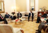افغان قومی سلامتی کے مشیر سے ملاقات پر نواز شریف کو شدید ردعمل کا سامنا