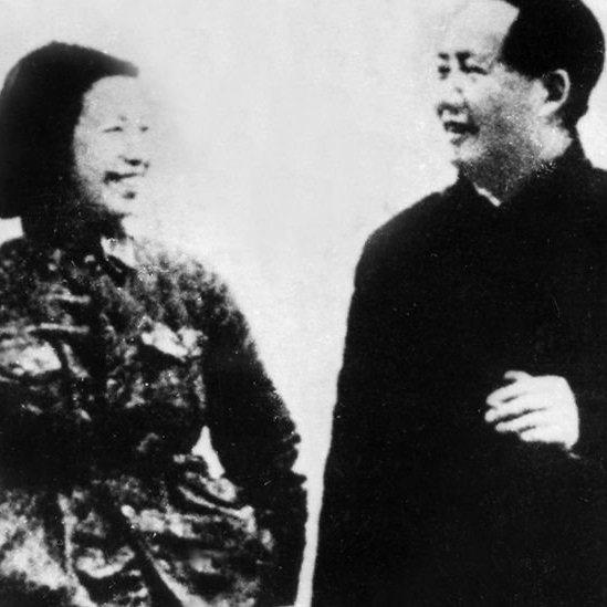 ماؤ اور جیانگ