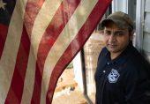 افغانستان میں غیر ملکی افواج کا انخلا: 'افغانی مترجم ضیا غفوری جنھیں امریکہ پہنچنے پر 'بے گھر' چھوڑ دیا گیا
