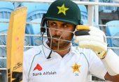 پاکستان بمقابلہ ویسٹ انڈیز: پہلے ٹیسٹ کے پہلے روز مہمان ٹیم 217 رنز پر آؤٹ، محمد عباس کی دو وکٹیں