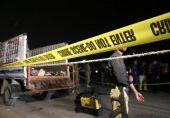 بلدیہ ٹاؤن میں بم دھماکہ: ٹرک پر 'دستی بم حملہ'، خواتین اور بچوں سمیت کم از کم 11 افراد ہلاک، نو افراد زخمی