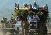 افغانستان میں طالبان کی پیش قدمی پر پاکستان کے قبائلی اضلاع میں رہنے والوں کے خدشات کیا ہیں؟