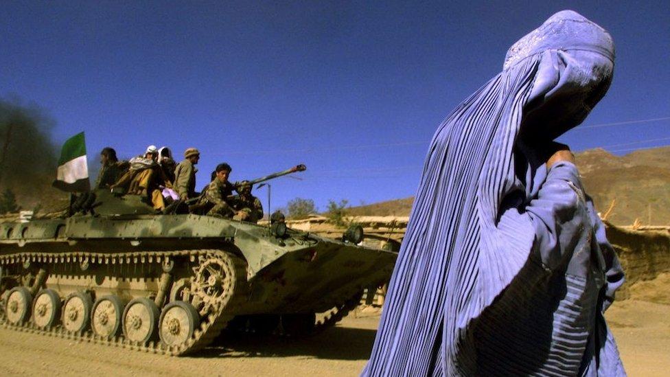خواتین، طالبان، افغانستان