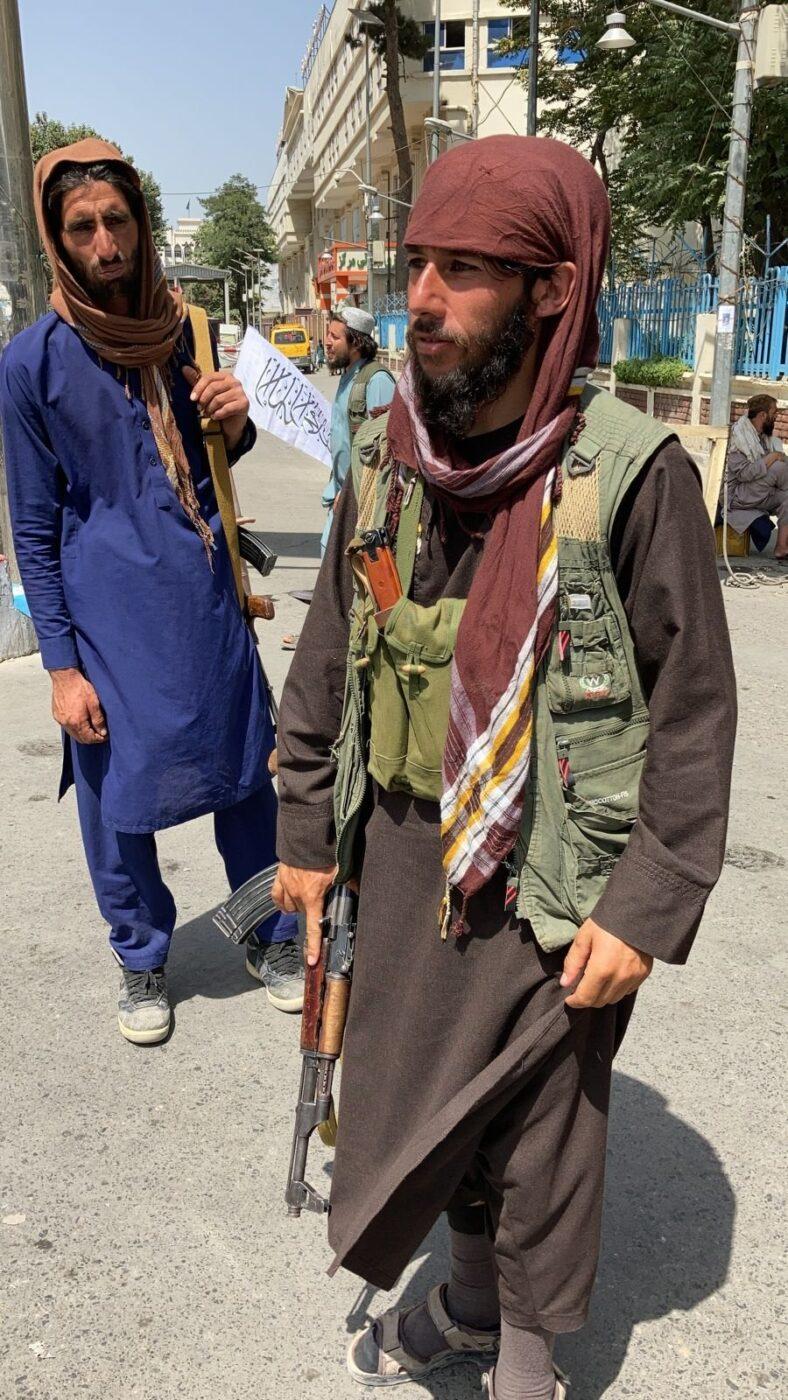 افغانستان، طالبان