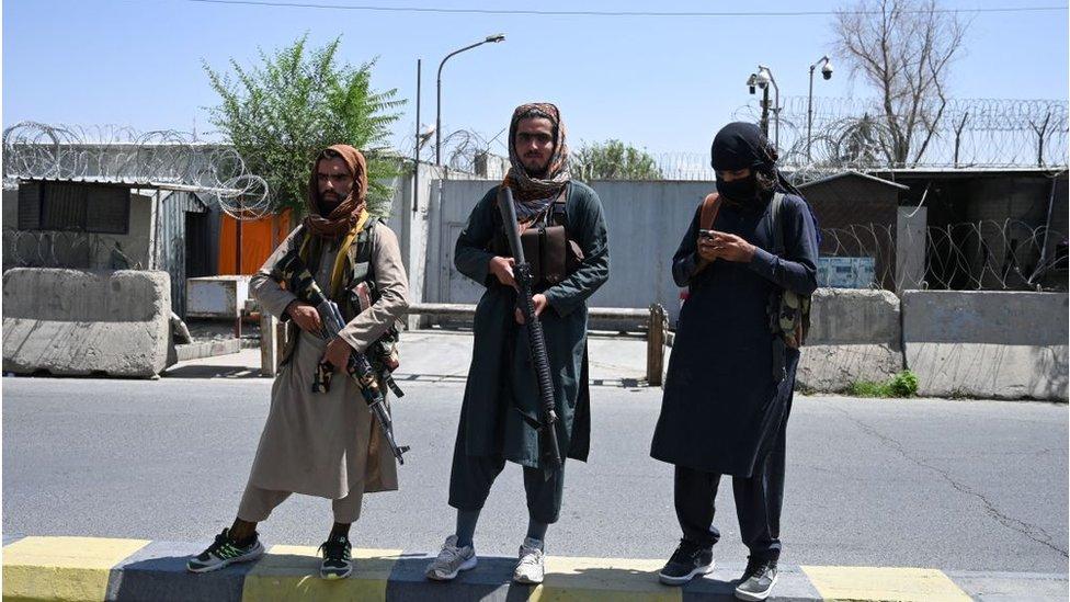 طالبان، افغانستان