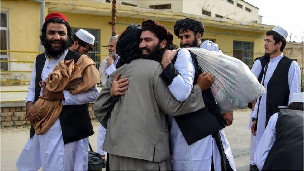 افغانستان، جیل