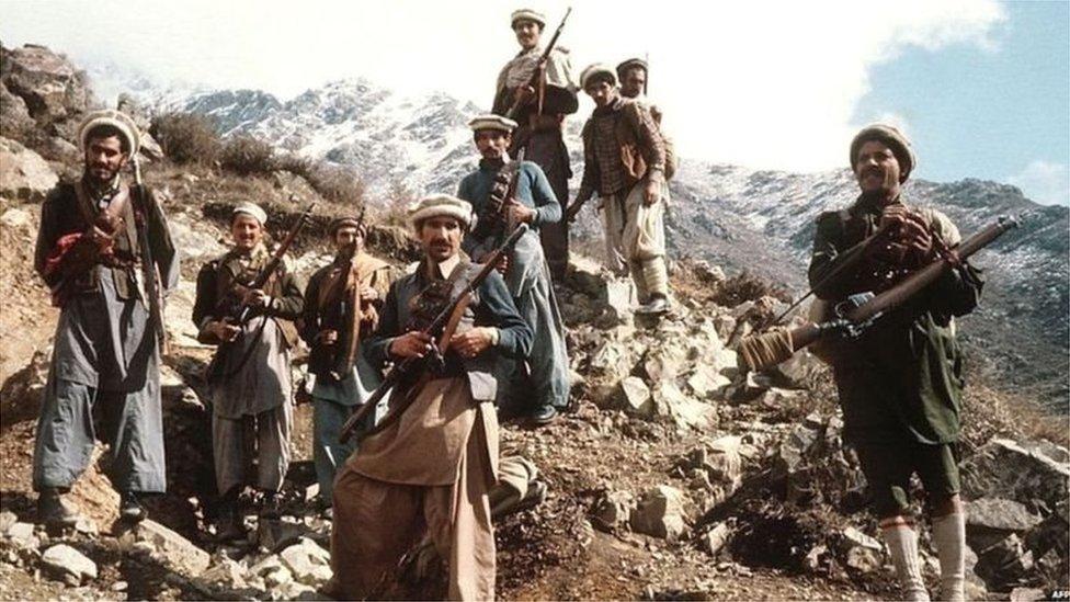 طالبان جنگجو