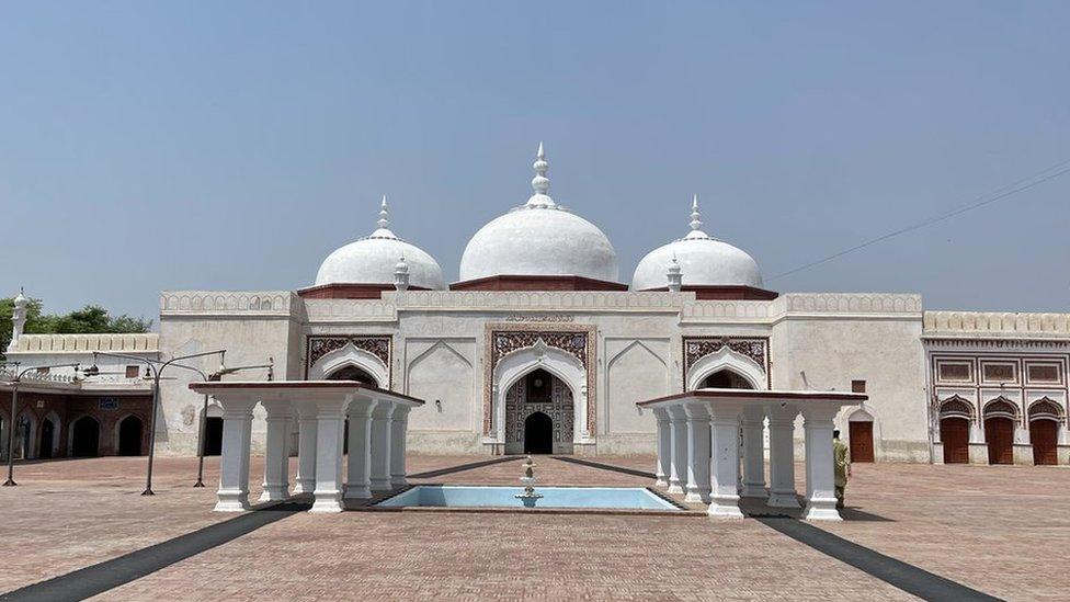بھیرہ، مسجد