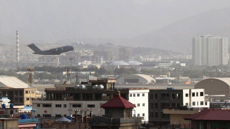 افغانستان، کابل ایئر پورٹ