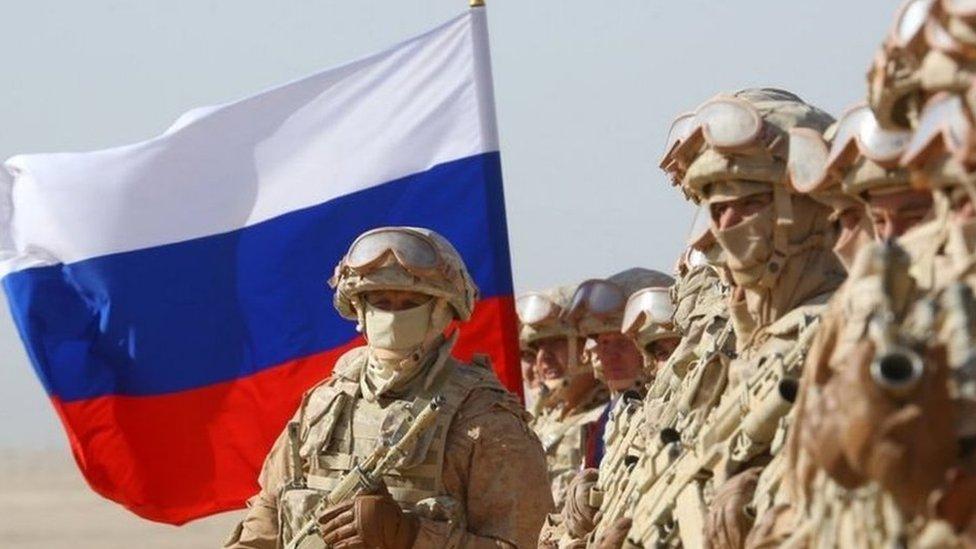 روسی فوجی