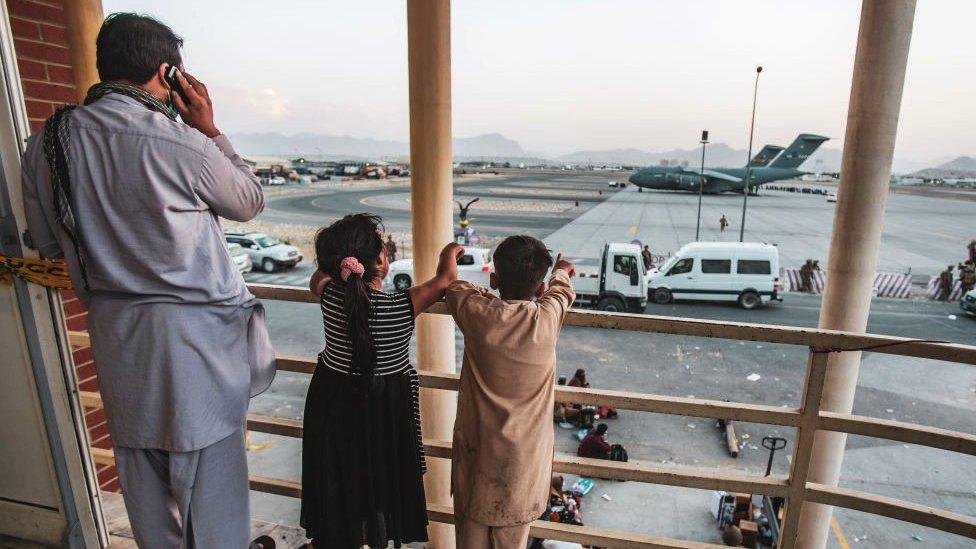 حامد کرزئی ایئرپورٹ، افغانستان