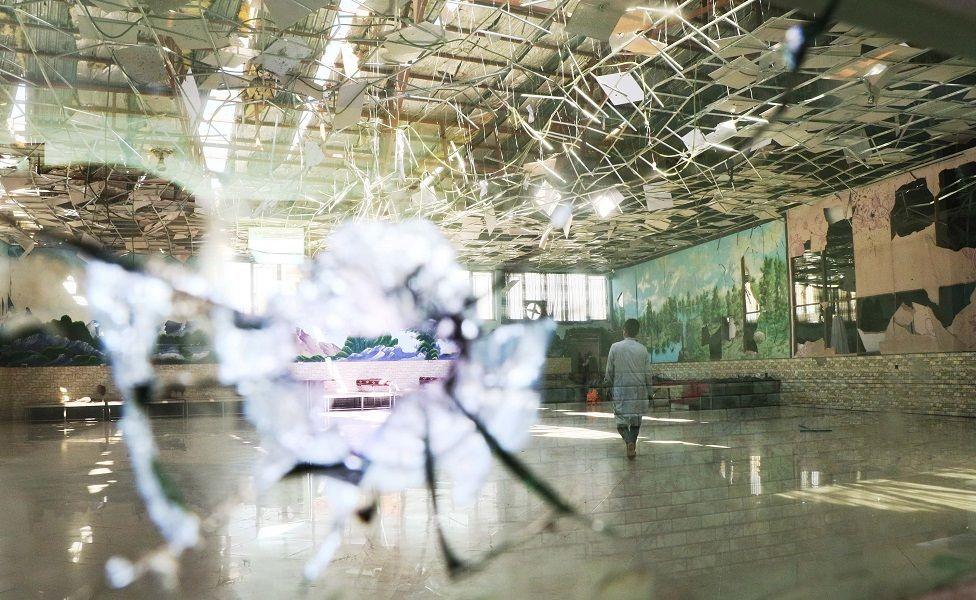 کابل، شادی پر حملہ