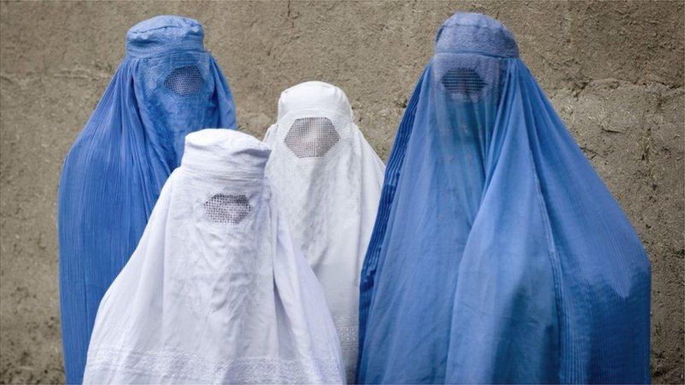 خواتین، افغانستان