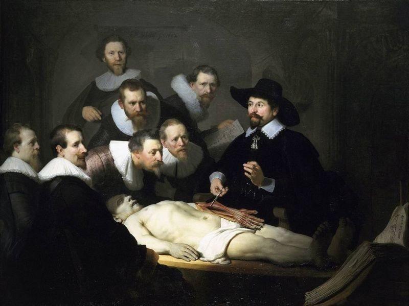 آدم خوری، طب، یورپ