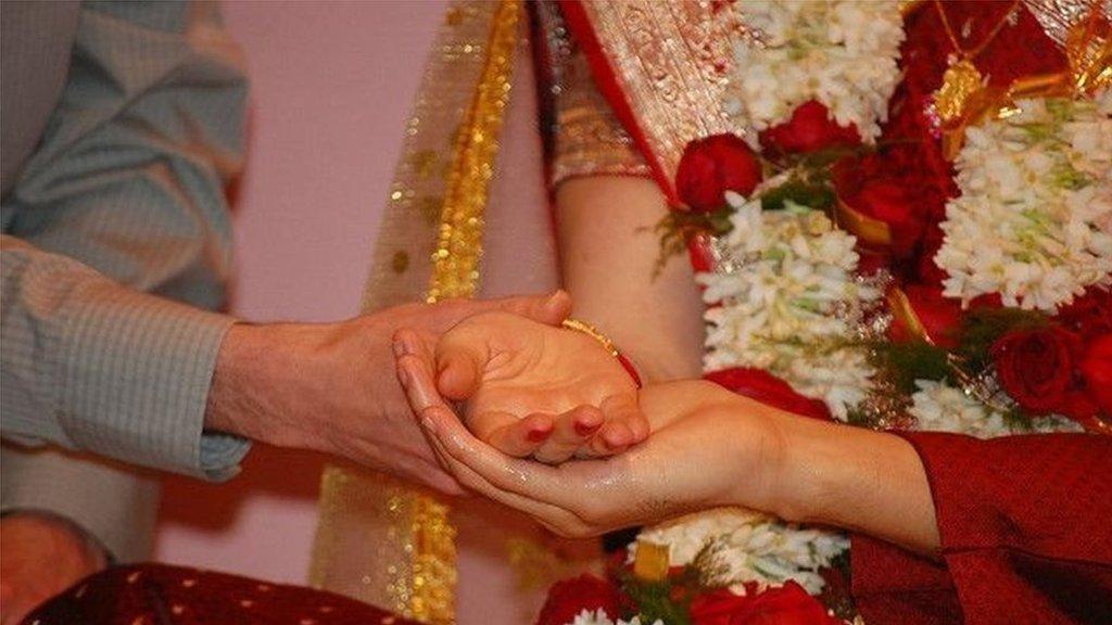 کم عمری کی شادیاں