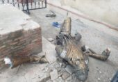 لاہور میں رنجیت سنگھ کا مجسمہ توڑ دیا گیا: انتہا پسند نوجوان گرفتار