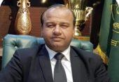 سابق وائس چیئرمین پنجاب بار کونسل 2020 شاہ نواز اسماعیل گجر مڈل پاس نکلا