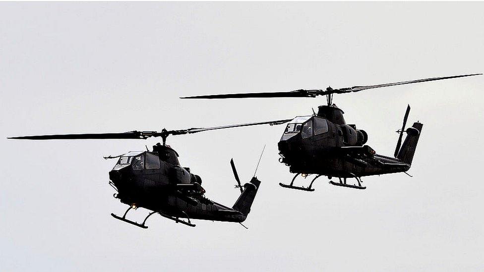کوبرا ہیلی کاپٹر