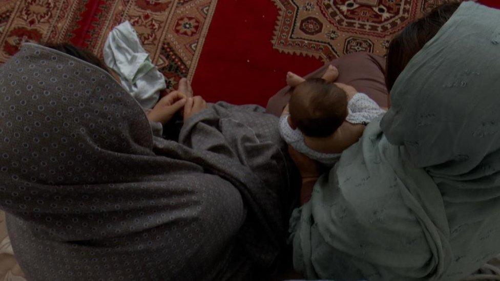 افغان پناہ گزین