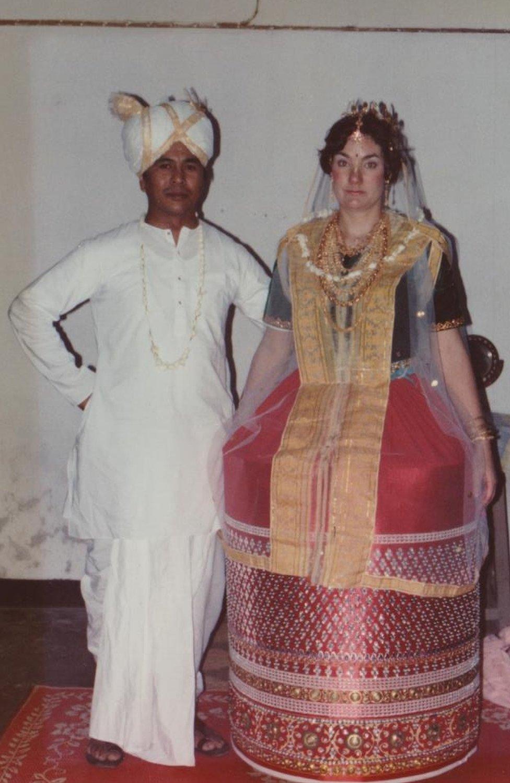 Jupiter and my wedding in Manipur,