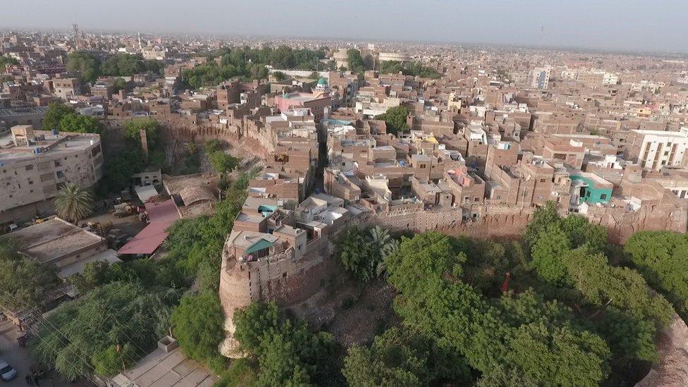 حیدرآباد پکا قلعہ