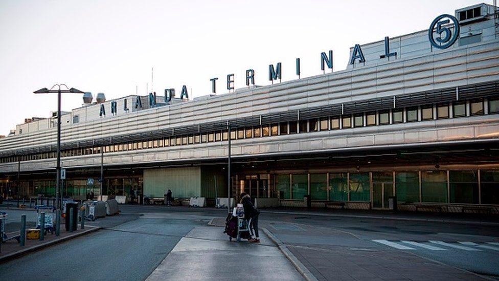 سٹاک ہوم آرلینڈا ایئرپورٹ