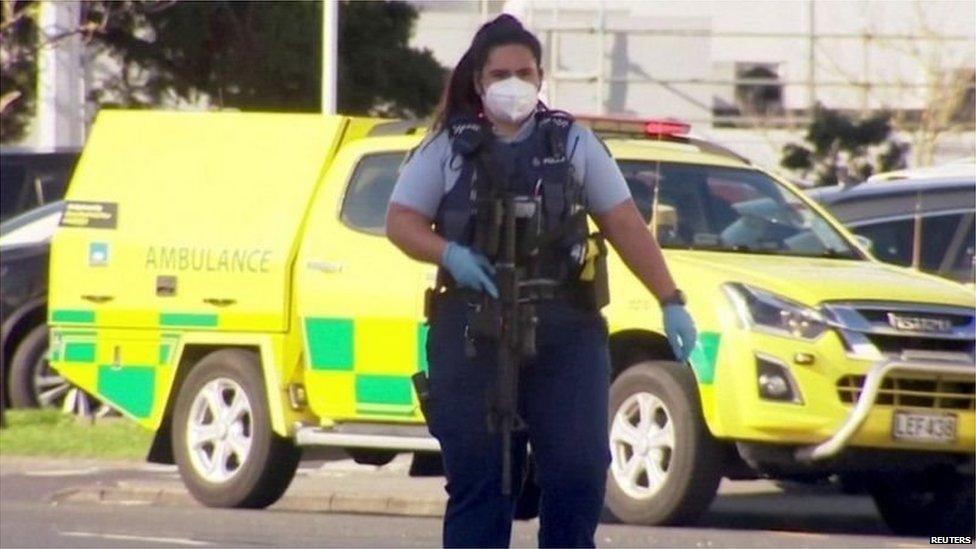 نیوزی لینڈ پولیس
