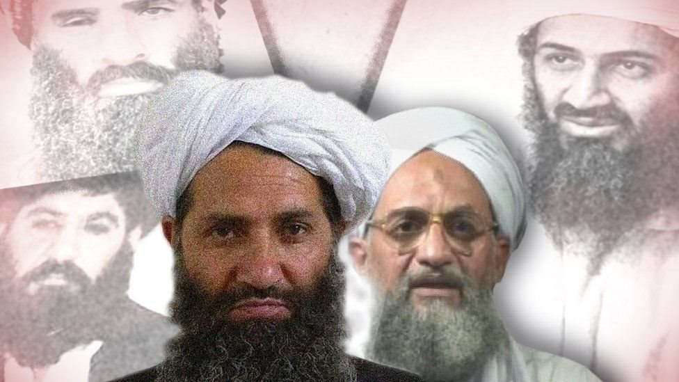 طالبان اور القاعدہ کے مختلف رہنما