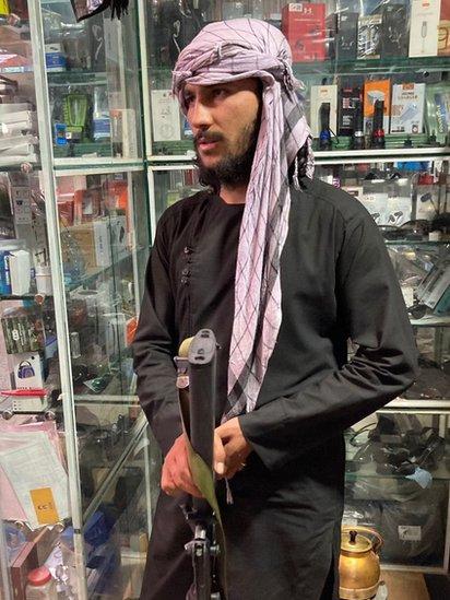 کابل ڈائری، کابل، بش بازار، شاپنگ، طالبان