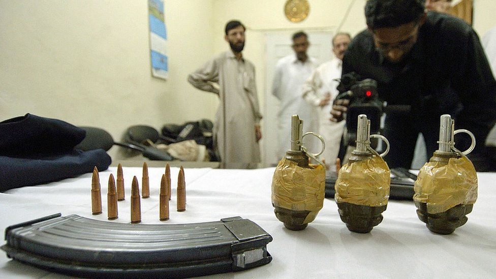 کراچی میں القاعدہ کے خلاف آپریشن