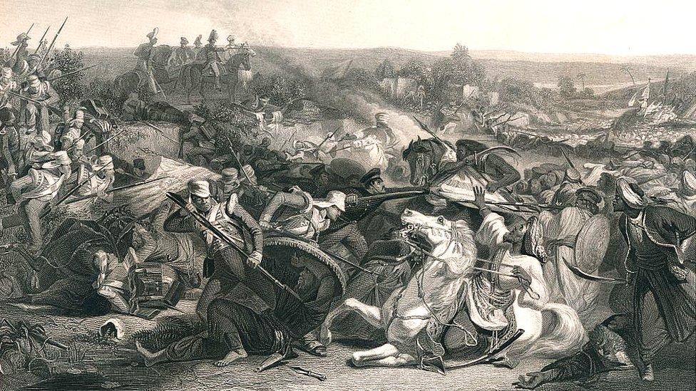 میانی کی جنگ