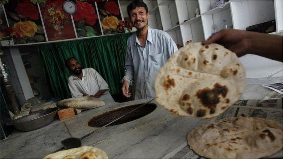 مہنگائی، پاکستان