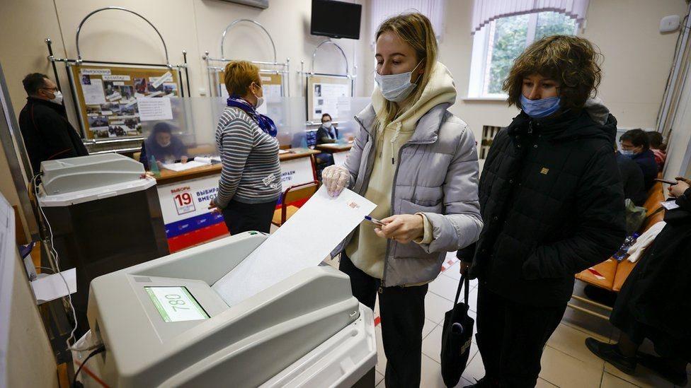 روس کے الیکشن