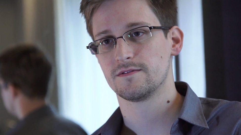 ایڈورڈ سنوڈن