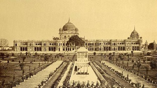 قیصر باغ