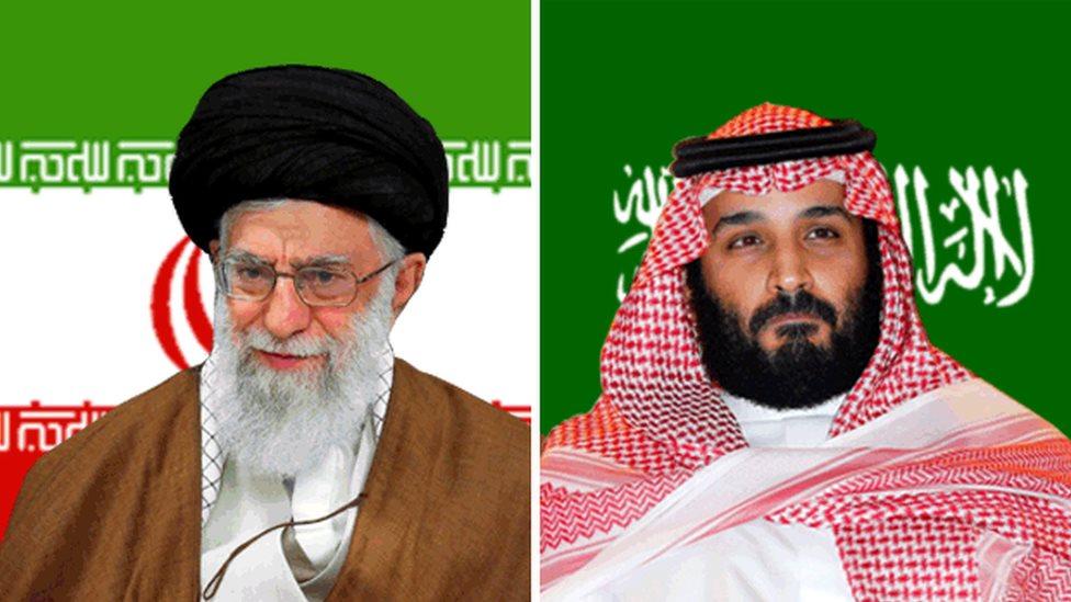شہزادہ سلمان اور خامنہ ای