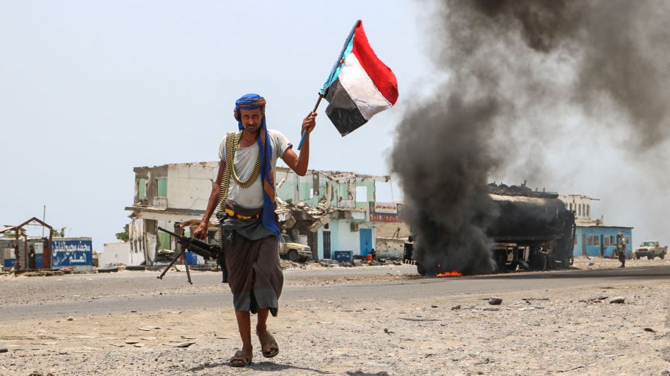 سعودی یمن