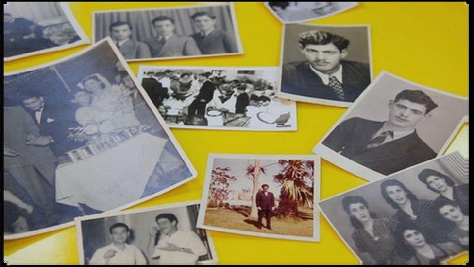 بحرین کے یہودیوں کی پرانی تصاویر