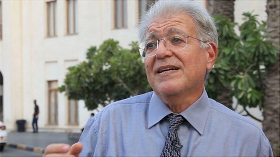 بحرین میں یہودی برادری کے صدر ابراہیم نونو
