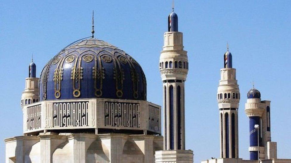 مسجد جامع ام القرى