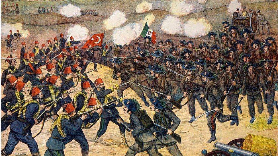 جنگ طرابلس